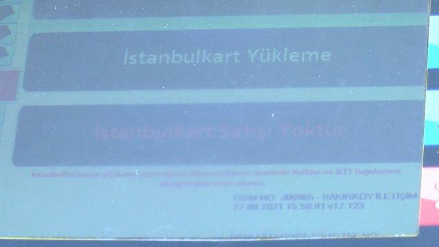 Ulaşımda  İstanbulkart  krizi yaşanıyor #3
