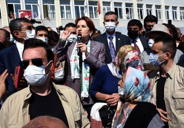 Meral Akşener: Millet aç aç #1