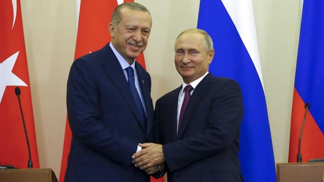 Cumhurbaşkanı Erdoğan, Soçi de Putin le görüşecek #1