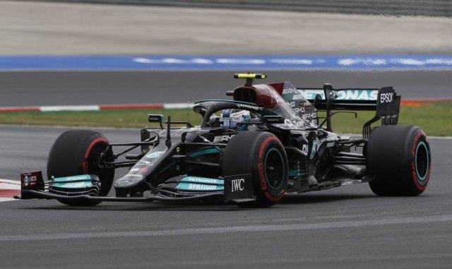 Formula 1 de pole pozisyonu Bottas ın #7