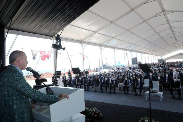 Cumhurbaşkanı Erdoğan: Küresel düzeyde artan enerji fiyatlarından vatandaşlarımızı koruyoruz #1