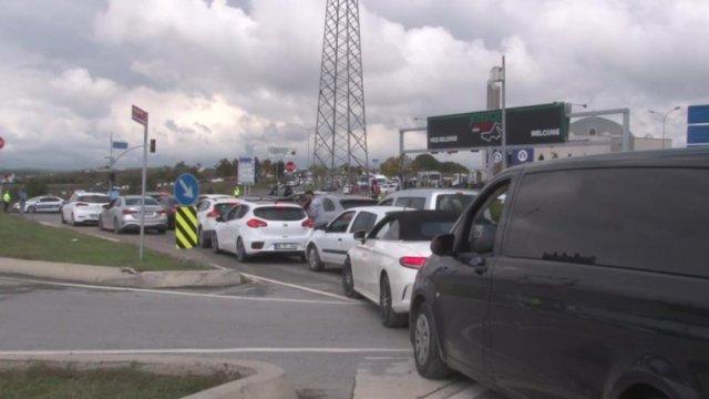 İstanbul daki Formula 1 organizasyonu trafik yoğunluğuna neden oldu #5