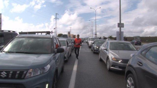 İstanbul daki Formula 1 organizasyonu trafik yoğunluğuna neden oldu #4