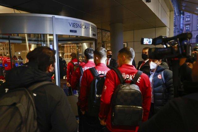 A Milli Futbol Takımı Letonya da #16