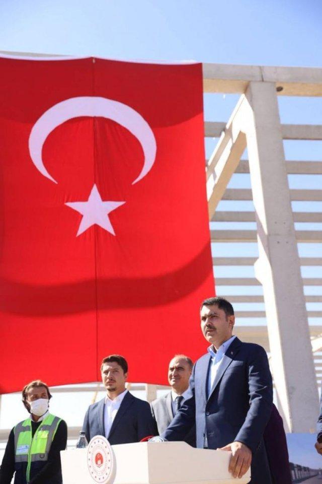 Murat Kurum: Türkiye, iklim dostu sanayi sitelerinin ilk örneği olacak #4