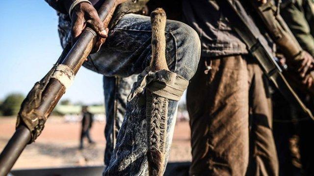 Nijerya da kaçırılan 5 çocuk serbest bırakıldı #1