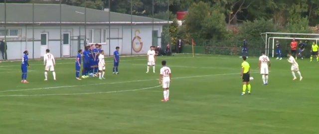Ömer Bayram dan Tuzla ya frikik golü #1