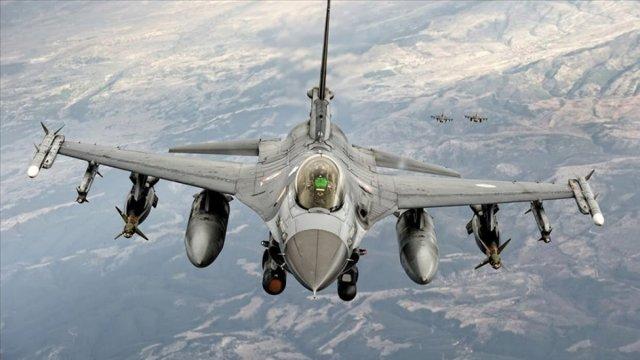 Irak ın kuzeyinde 3 PKK lı terörist etkisiz hale getirildi #1