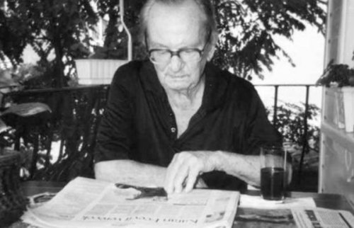 Ölümünün 16. yılında Melih Cevdet Anday şiirleri