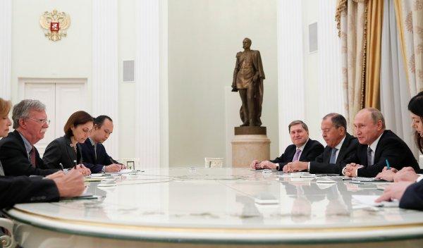 ABD'den Rusya'ya: Umarız seçimlere müdahale etmezsiniz