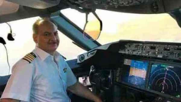 Filistin anonsu yapan pilot ABD'de gözaltına alındı