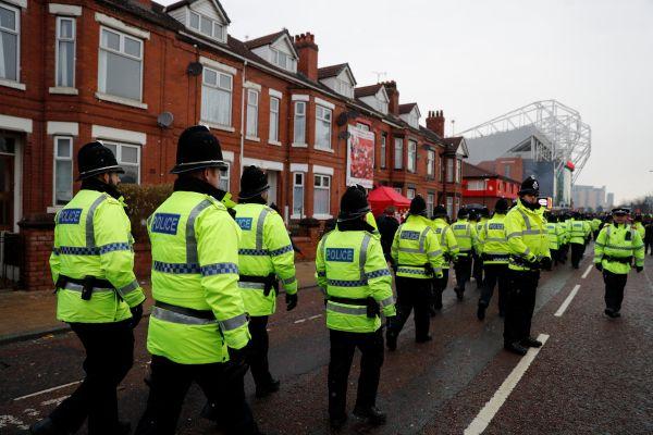 İngiltere eski Polis Federasyonu Başkanı'ndan itiraf