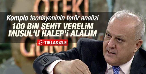 'Kılıçdaroğlu tarih ve coğrafya bilmiyor, kafası karışık'