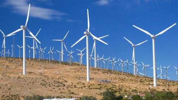 Rüzgar enerjisi 1 milyar dolardan fazla yatırım çekti