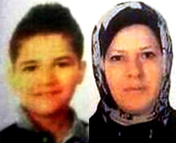 Suriyeli kadınla oğlunu öldüren sanıklara ceza yağdı