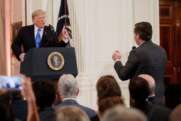 Trump: Beyaz Saray'dan kovulacak gazeteciler artabilir