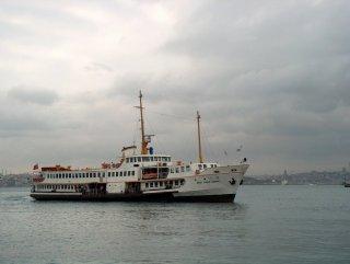 Beşiktaş-Adalar vapur seferleri yaza kadar iptal