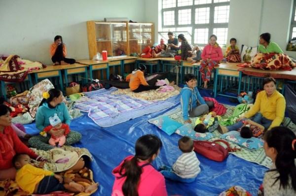 Vietnam'da 1 milyon kişi Tembin Tayfunu'ndan kaçıyor