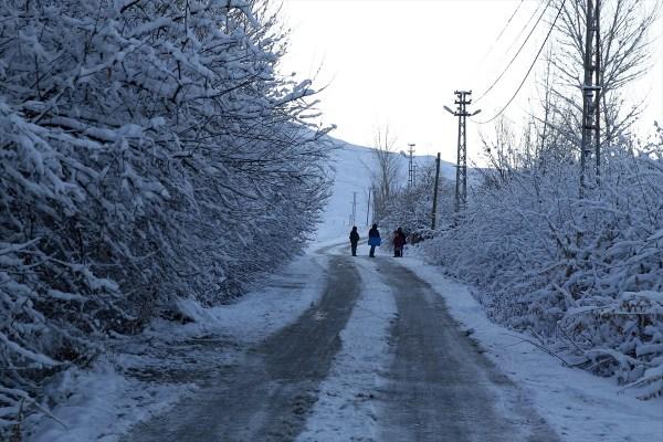 Doğu Anadolu'da kış çetin geçiyor