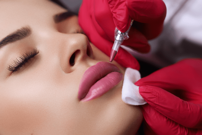 Demand for permanent make-up increased during the normalization period #1