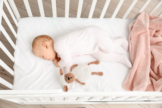 Incorrect laying and bedding increases infant mortality #1