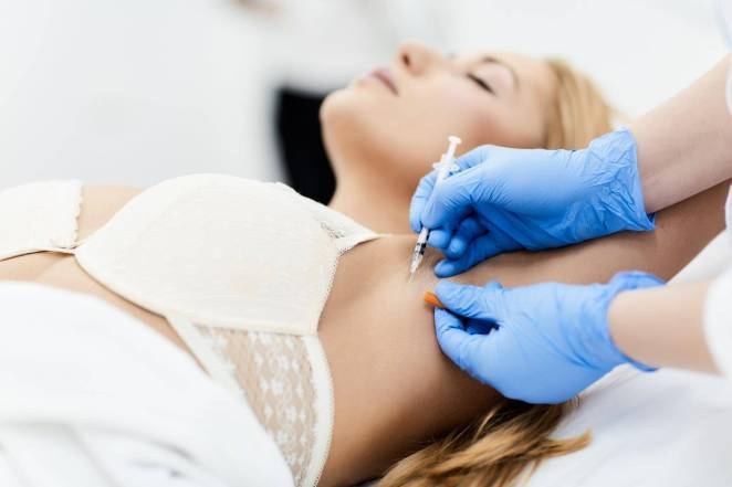 Excessive sweating can be treated with botox #1