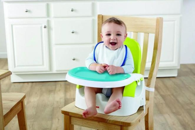 Don't let the high chair affect your child's eating habits #2