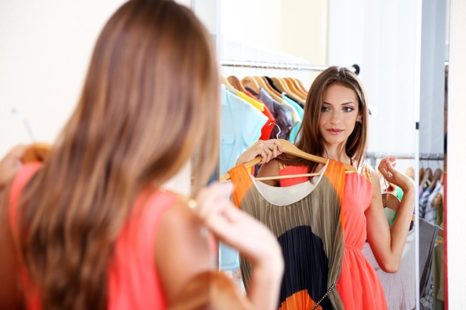 8 ways to make you look slimmer #1