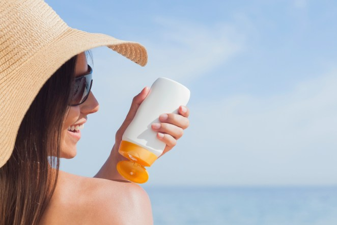 Beware of skin spots caused by the sun #2