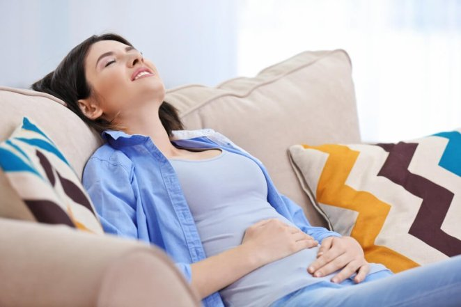 6 signs that you are in the ovulation period #1
