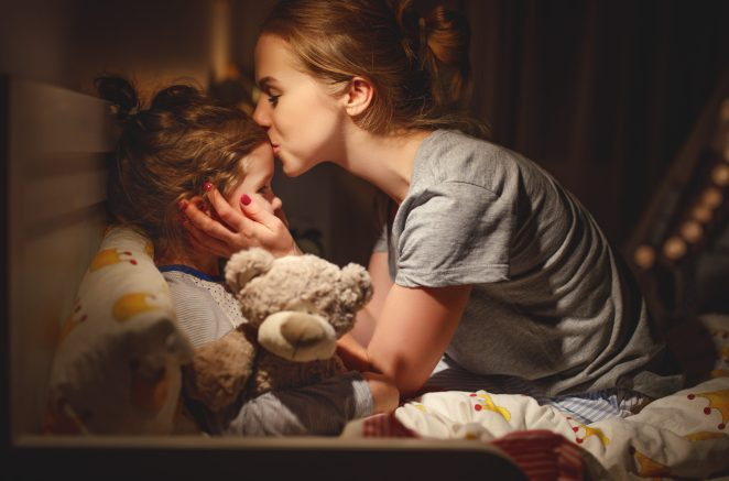 7 questions to ask your child before bed #1
