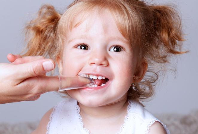 Tips for families with teething babies #3