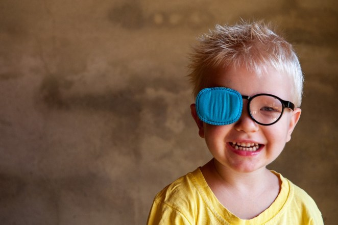 Lazy eye in children can cause vision loss #1
