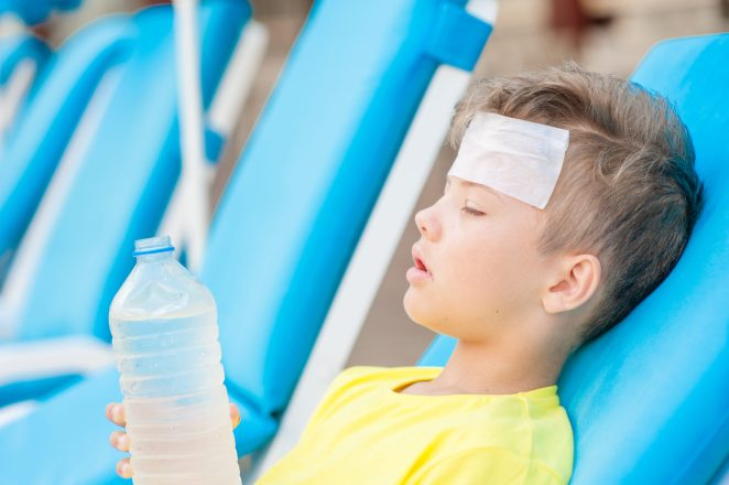 Infectious diseases are more common in children in summer #1