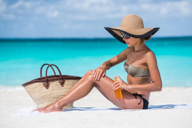 Tips for healthy sunbathing #3