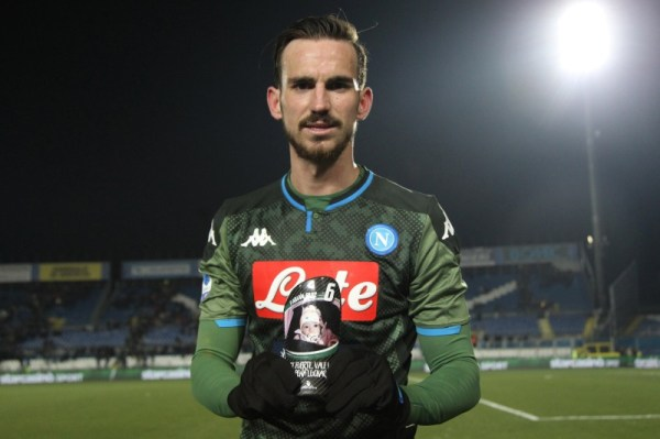 Real Madrid return to scout Napoli star Fabian Ruiz - Football Espana
