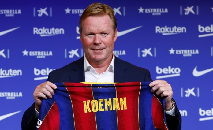 Barcelona: Boss Ronald Koeman has spoken honestly since appointment - Football Espana