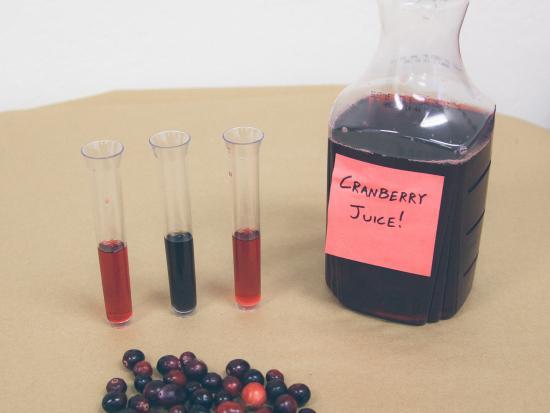 Cranberry Chemistry