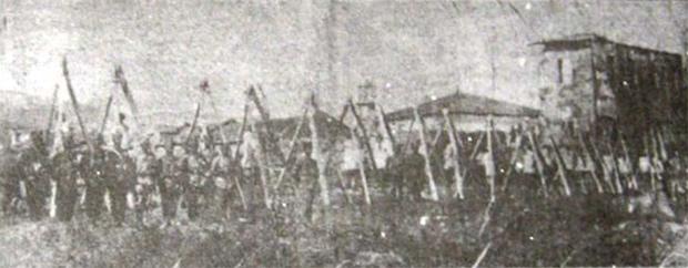 Казни курдов в Диярбакыре, июнь 1925 года