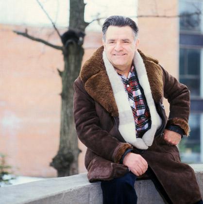Писатель Фазиль Искандер, 1994 год