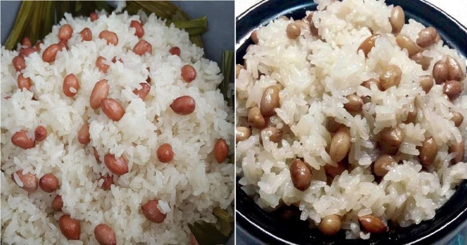2 công thức nấu xôi lạc ngon nhất, cực nhanh mà vẫn dẻo bùi