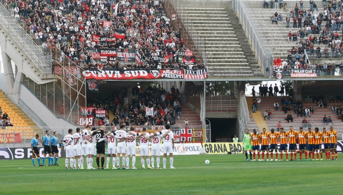 Preview: Serie A Round 27 – Lecce vs. AC Milan