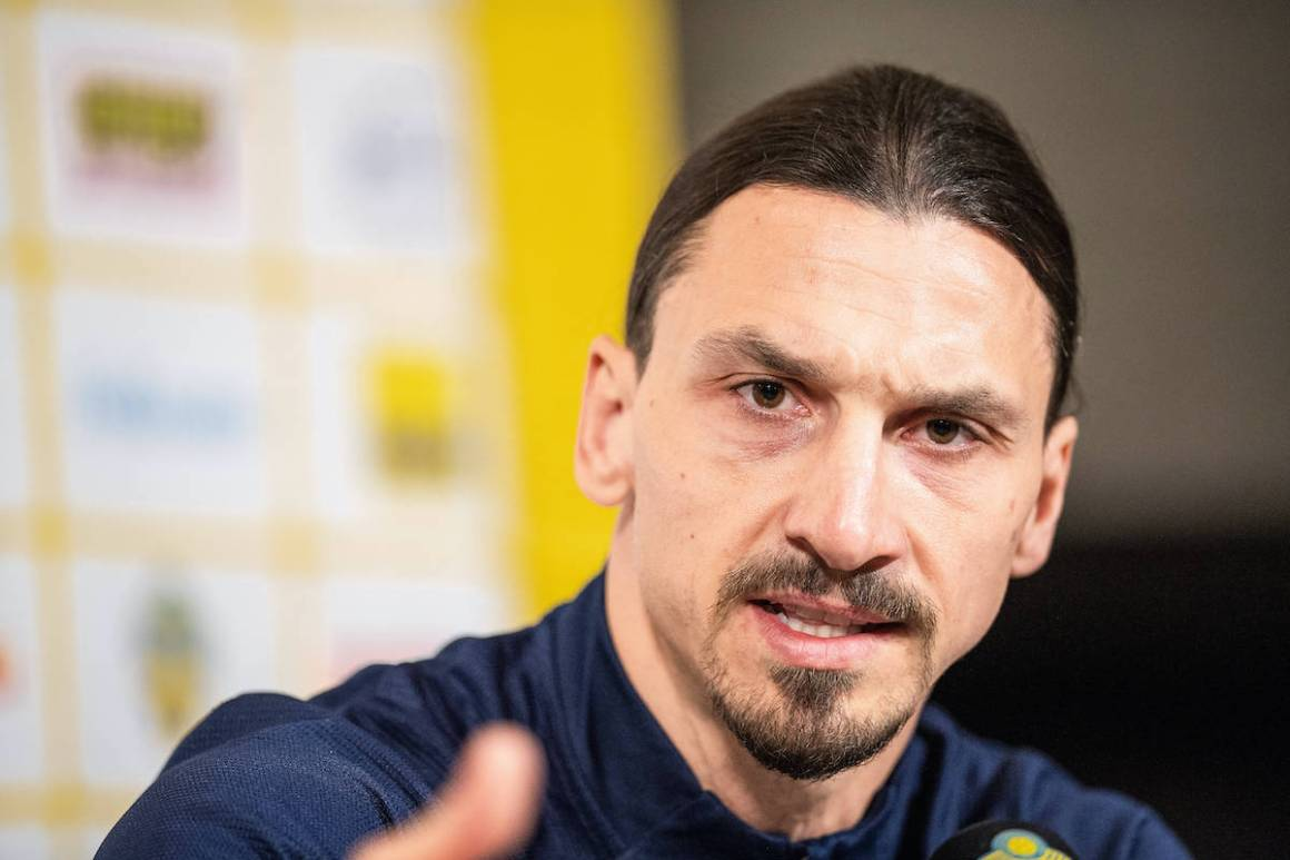 Ibrahimovic brands Milan players as his 'children' and reveals club stance  as he explains Sweden return