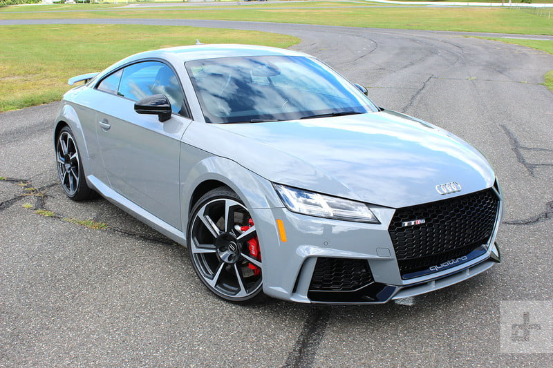 2018 audi tt rs first drive review | digital trends