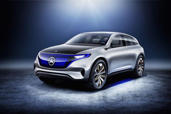 first mercedes-benz eq electric car coming to 2018 geneva motor show