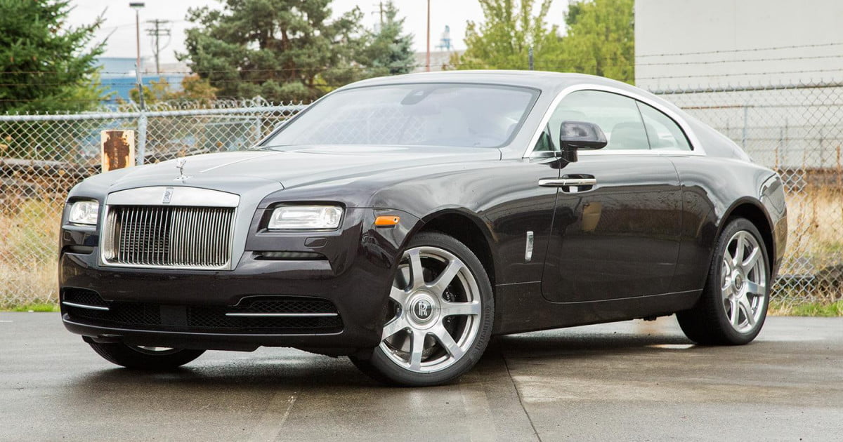 2015 Rolls Royce Wraith Review Digital Trends
