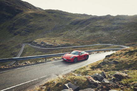 2019 Porsche 718 Boxster T Was Made For Winding Roads Techheading
