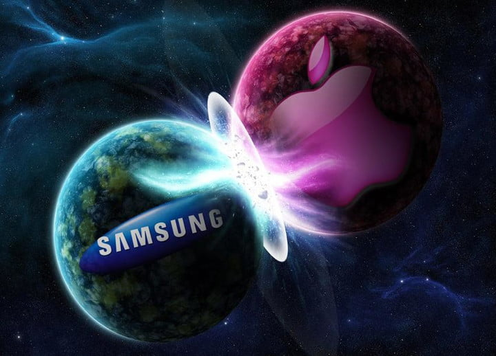 Jury Has Been Selected For Apple v  Samsung 2014 Court Fight     Apple wins big  Samsung violated Apple patents  must pay  1 05 billion in  damages