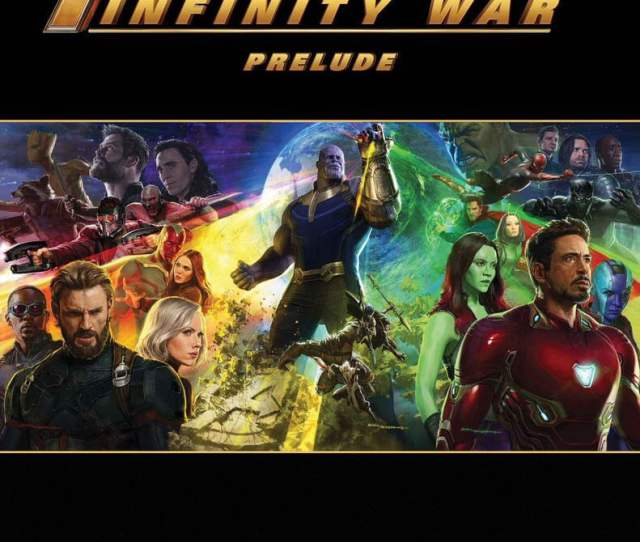 The Two Part Story Will Bridge The Period Between The Events Of Captain America Civil War And Infinity War