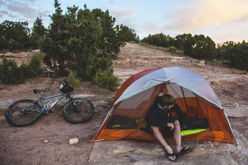 camping tent rent